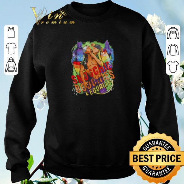 Original Jay And Silent Bob Reboot Snoochie Boochies & Equality shirt sweater