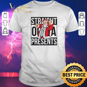 Original Santa Claus Straight Outta Presents shirt sweater