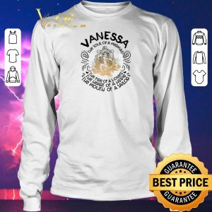Original Vanessa the soul of a mermaid the fire of a lioness hippie sailor shirt sweater 2