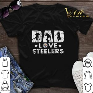 Pittsburgh Steelers Dad love Steelers shirt sweater