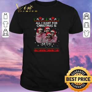 Premium All I want for Christmas is Pink Floyd sweater 2019