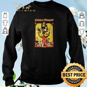 Premium Bruce Lee Enter The Dragon shirt sweater 2