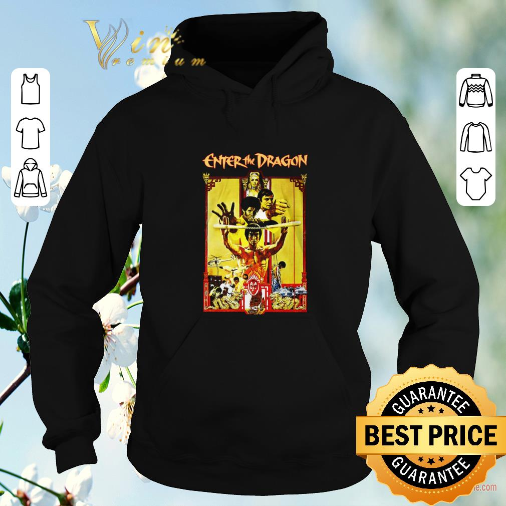 Premium Bruce Lee Enter The Dragon shirt sweater 4 - Premium Bruce Lee Enter The Dragon shirt sweater