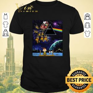 Premium Charlie Brown And Snoopy Pink Floyd Christmas shirt sweater