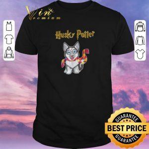Premium Christmas Husky Potter Harry Potter shirt
