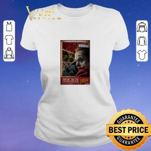 Premium In Theaters now Joan Phoenix Joker shirt sweater