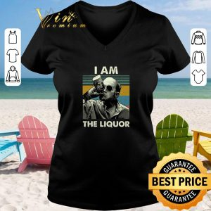 Premium Jim Lahey I am the liquor vintage shirt sweater 2019