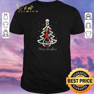 Premium Nurse Merry Christmas Tree shirt sweater