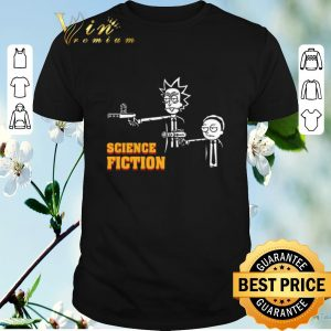 Premium Rick and Morty Science Fiction shirt sweater