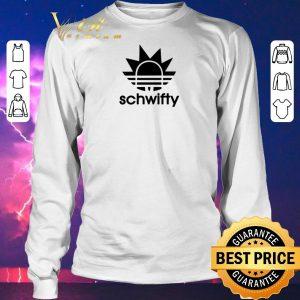 Premium Schwifty Adidas Rick Sanchez Version shirt sweater 2