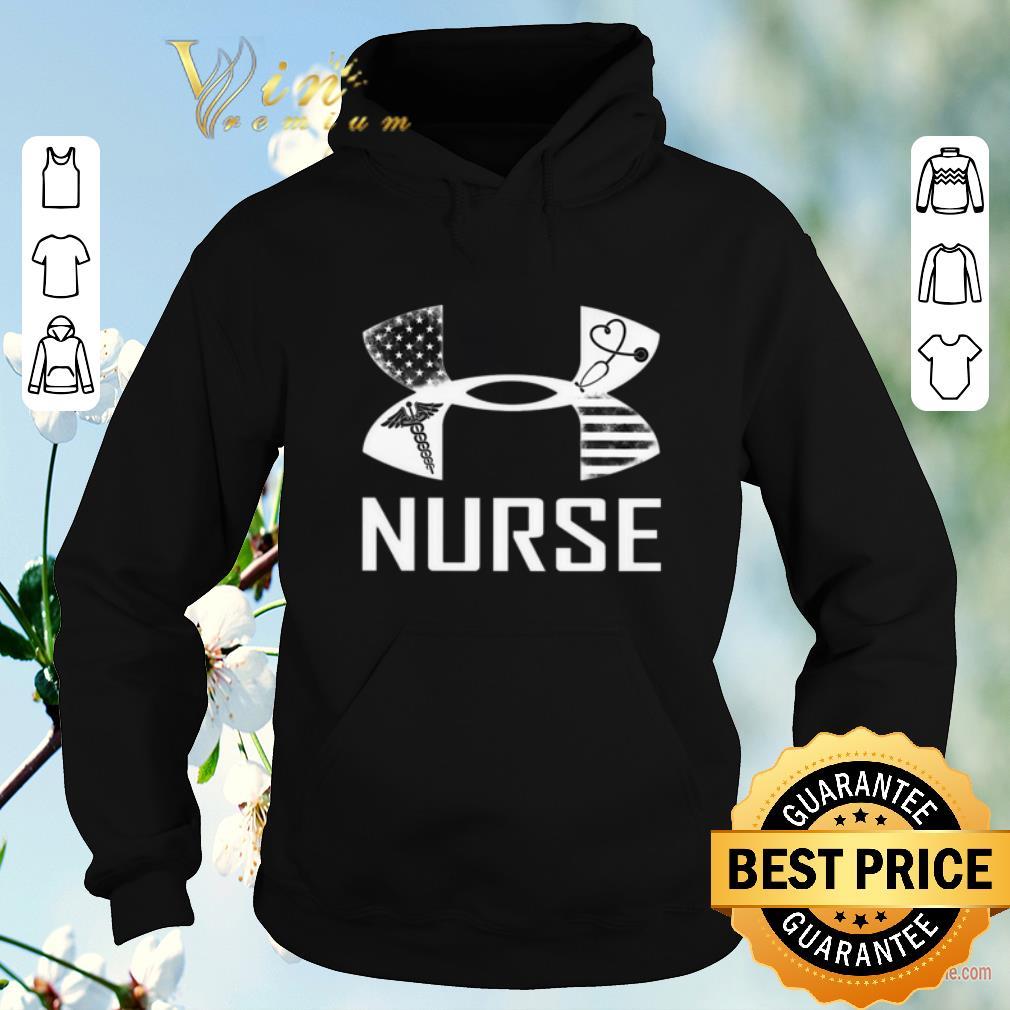 Premium Under armour Nurse American shirt sweater 4 - Premium Under armour Nurse American shirt sweater