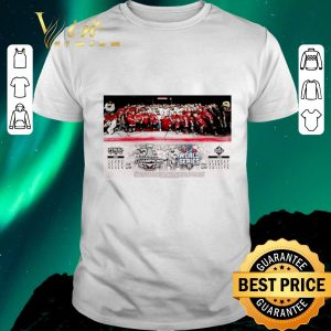 Premium We Are The Champions Stanley Cup World Series Washington Nationals shirt sweater