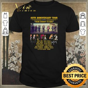 Pretty 40th anniversary tour with from eternity to here Level 42 shirt sweater