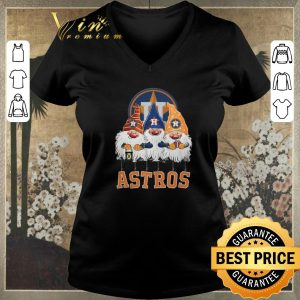 Pretty Houston Astros Just Hangin with My Gnomies shirt sweater