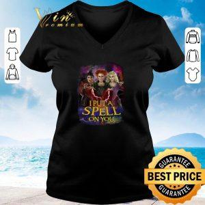 Pretty I put a spell on you Hocus Pocus shirt 2020 2