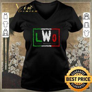 Pretty LWO Latino World Order shirt sweater