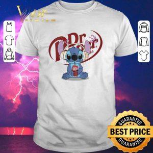 Pretty Stitch drink Dr Pepper shirt sweater