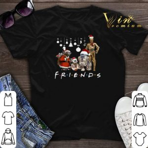 Star Wars Yoda BB-8 R2-D2 C-3PO Friends shirt sweater