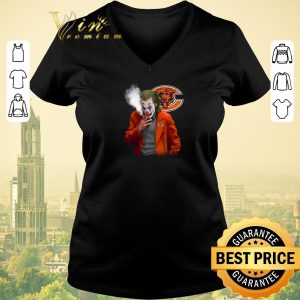 Top Chicago Bears Joker 2019 smoking shirt sweater