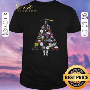 Top Christmas tree Pink Floyd albums shirt