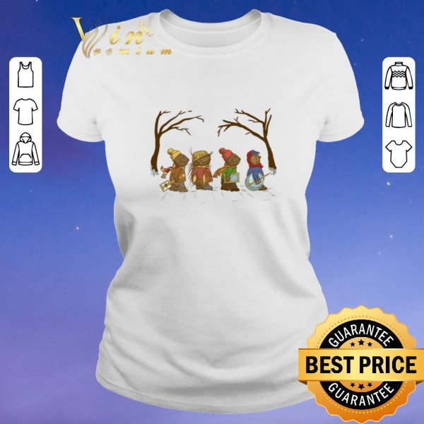 Top Emmet Otter's Jug-Band Christmas Abbey Road shirt sweater