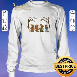 Top Emmet Otter's Jug-Band Christmas Abbey Road shirt sweater 2