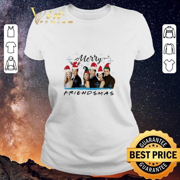 Top Friends Merry Friendsmas Christmas shirt sweater