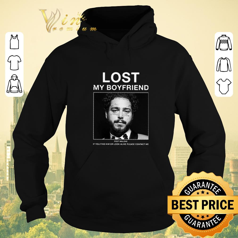 Post Malone Cleaned Up: Top Lost My Boyfriend Post Malone If You Find Him Or Look