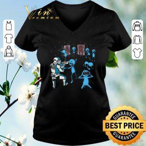 Top Meeseeks and Destroy Star Wars shirt sweater