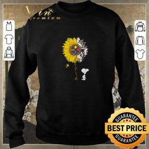 Top Snoopy Woodstock you are my sunshine Pittsburgh Steelers shirt sweater 2