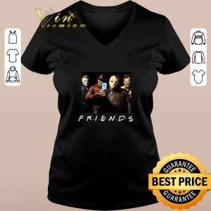 Top Team Friends Horror film characters Selfie Scariest shirt sweater 2019