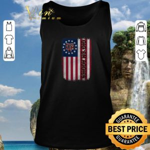 Top Tennessee Volunteers Betsy Ross flag shirt 2020