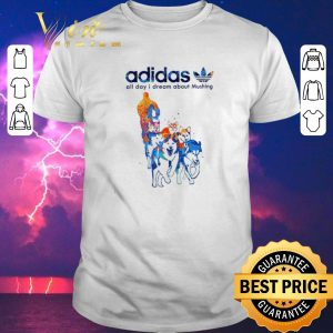 Top adidas all day i dream about Mushing shirt sweater