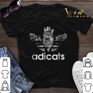 adicats adidas Logo shirt sweater