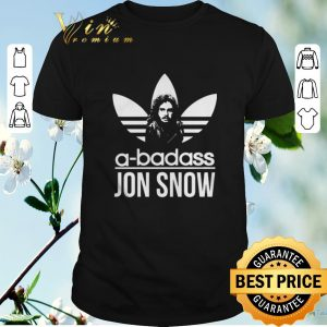 adidas a-badass Jon Snow shirt sweater