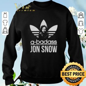 adidas a-badass Jon Snow shirt sweater 2