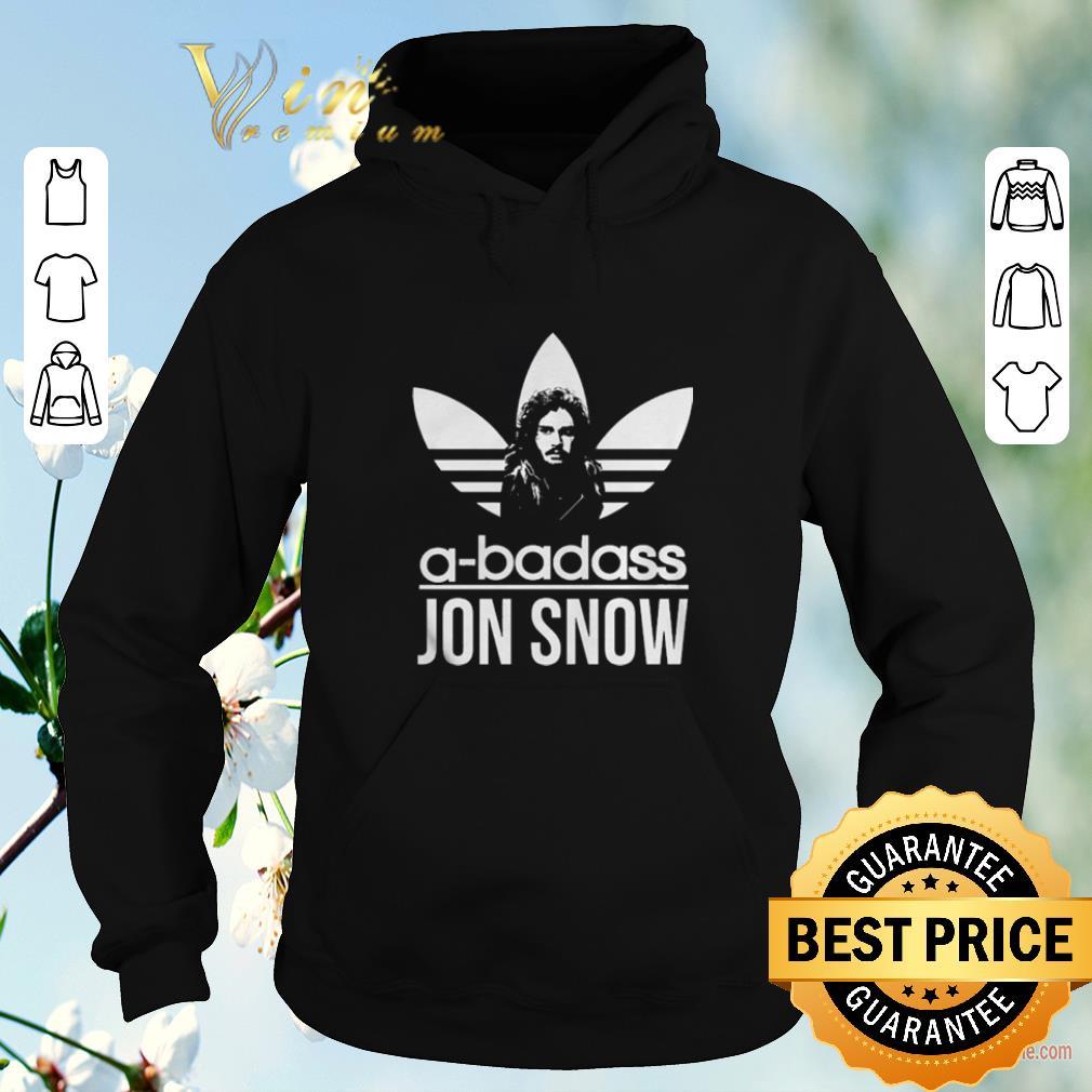 adidas a badass Jon Snow shirt sweater 4 - adidas a-badass Jon Snow shirt sweater
