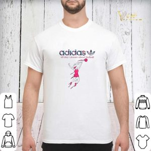 adidas all day i dream about Netball shirt sweater 2