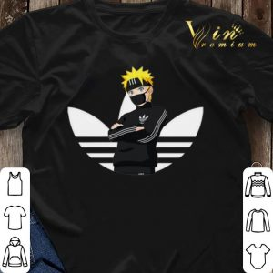 Adidas Naruto Face Mask shirt sweater 2