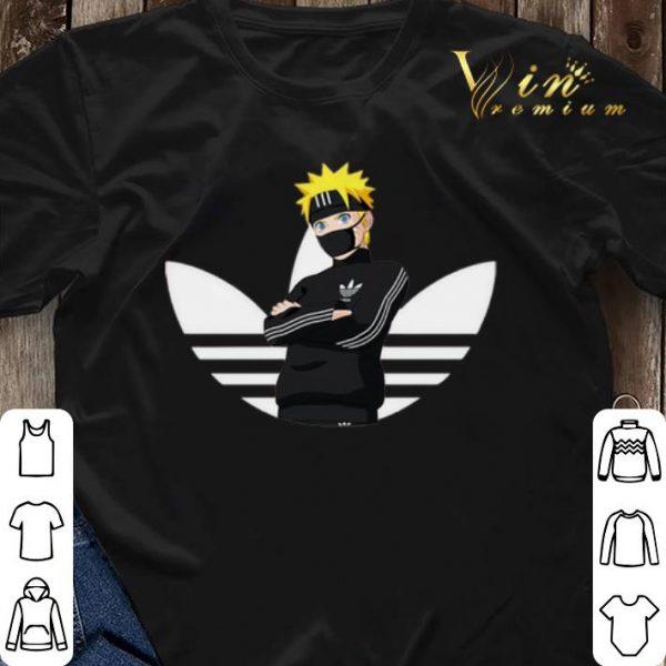Adidas Naruto Face Mask shirt sweater