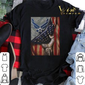 Air Force American Flag United States shirt