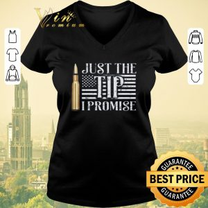 Awesome 7.62 mm bullet just the tip i promise shirt sweater