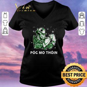 Awesome Christmas Irish Pub Pog Mo Thoin shirt