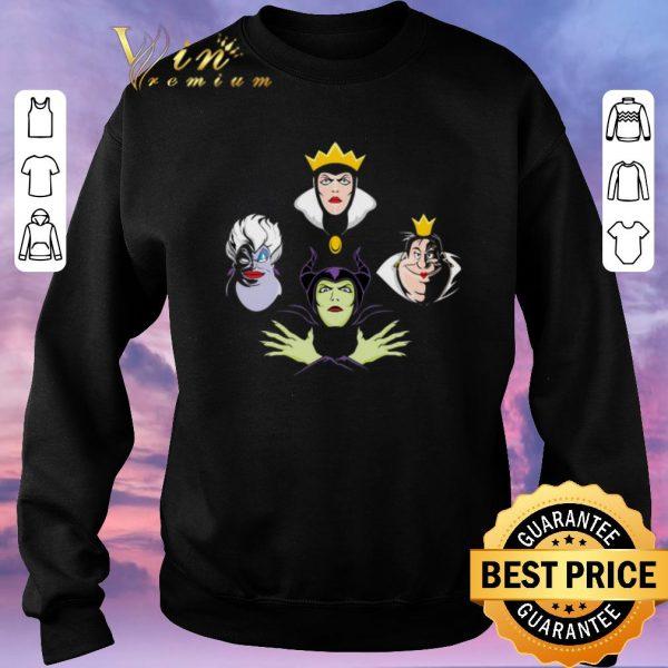 Awesome Disney Villainous Rhapsody Bohemian Queensody shirt sweater