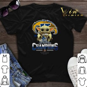 Baby Yoda Kent State Golden Flashes 2019 Frisco Bowl Champions shirt sweater