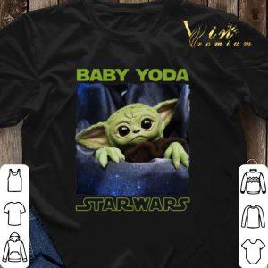 Baby Yoda Star Wars Mandalorian shirt sweater 2