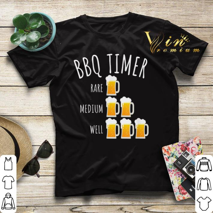 Bbq Timer Beer Drinking Grilling shirt sweater 4 - Bbq Timer Beer Drinking Grilling shirt sweater