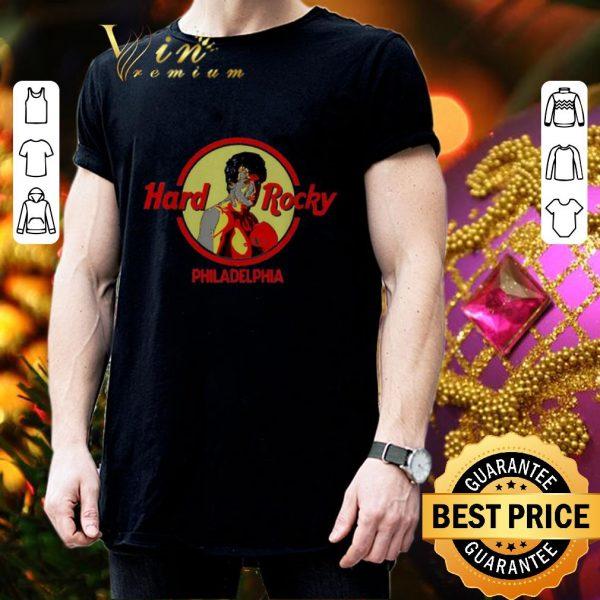 Cheap Hard Rock Cafe Hard Rocky Philadelphia shirt