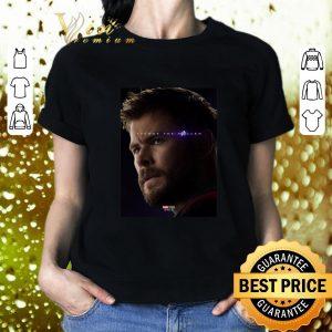 Cheap Marvel Avengers Endgame Thor Avenge the fallen shirt 1