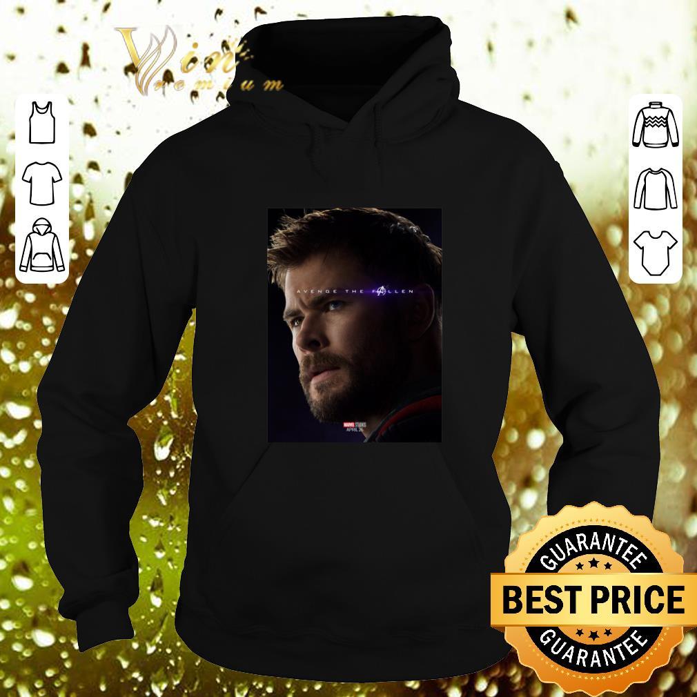 Cheap Marvel Avengers Endgame Thor Avenge the fallen shirt 4 - Cheap Marvel Avengers Endgame Thor Avenge the fallen shirt
